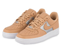 Sneaker AIR FORCE 1 '07 SE PREMIUM - BEIGE