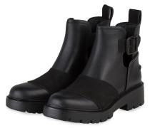 Biker Boots STOCKTON - SCHWARZ