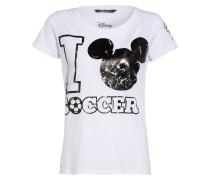 T-Shirt I LOVE SOCCER
