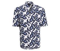 Halbarm-Resorthemd CRAY1 Slim Fit