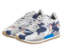 Sneaker ETOILE - WEISS/ SILBER/ BLAU