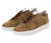 Sneaker BOLT OXFORD - HELLBRAUN