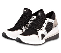 Sneaker SCOUT - SCHWARZ/ WEISS/ SILBER