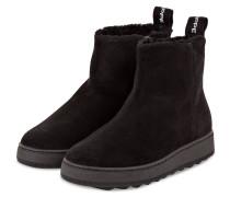 Plateau-Boots ANNECY - SCHWARZ