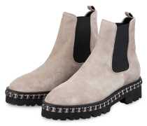 Chelsea-Boots NIA - BEIGE