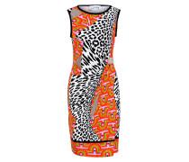 Kleid mit Strasssteinbesatz