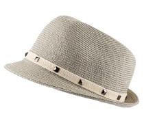 Hut - grau metallic