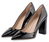 Lack-Pumps MAYFAIR - SCHWARZ