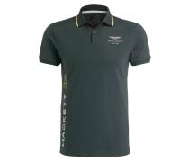 Piqué-Poloshirt Slim-Fit aus der ASTON MARTIN