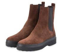 8ac1ec754197d4 Chelsea-Boots - DUNKELBRAUN. TOD S