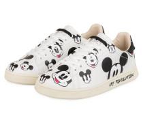 Sneaker - CREME/ SCHWARZ