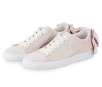 Sneaker SUEDE BOW HEXAMESH
