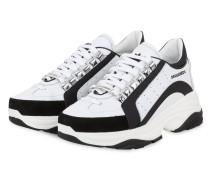 Sneaker BUMPY 551 - WEISS/ SCHWARZ