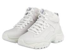 Hightop-Sneaker ALFA - WEISS