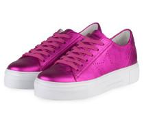 Plateau-Sneaker BIG - MAGENTA