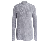 Strickpullover - pearl heather