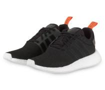 Sneaker NMD_R2 - schwarz