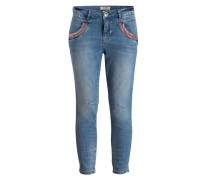 7/8-Jeans NAOMI FLAMINGO