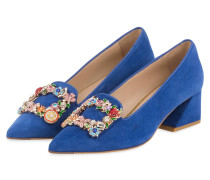 Pumps AMALFI - BLAU