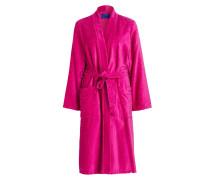 Damen-Bademantel - pink