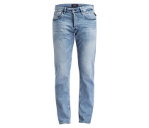 Jeans GROVER Straight-Fit - 011 light blue