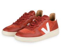 Sneaker V-10 - ORANGE