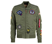 Blouson MA-1 TT PATCH II