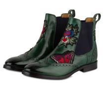Chelsea-Boots AMELIE - GRÜN
