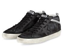 Hightop-Sneaker MID STAR - SCHWARZ