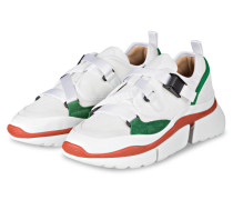 Sneaker SONNIE LOW - JUNGLE GREEN