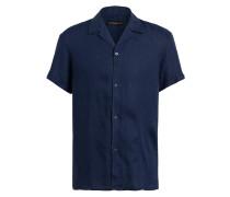 Resorthemd BIJAN Regular Fit aus Leinen