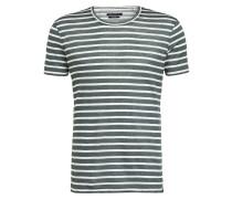 T-Shirt aus Leinen