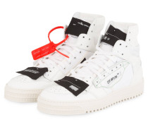 Hightop-Sneaker OFF-COURT 3.0 - WEISS