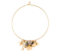 Statement-Kette - gold