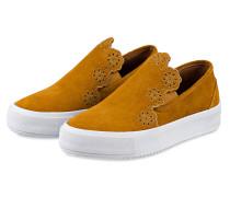 Slip-on-Sneaker VERA - SENFGELB