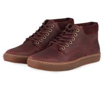 Hightop-Sneaker ADVENTURE 2.0 - burgunder