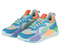 Sneaker RS-X TOYS - BLAU/ GRÜN/ ORANGE