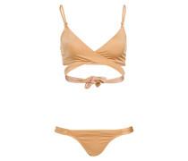 Bustier-Bikini INDONESIA - gold