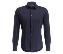 Jersey-Hemd RUBEN Slim Fit
