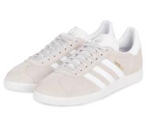 Sneaker GAZELLE - HELLGRAU/ GOLD