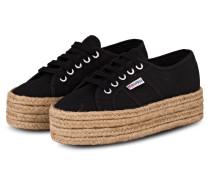 Plateau-Sneaker COTROPEW im Espadrilles-Stil