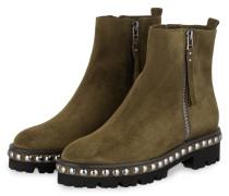 Plateau-Boots NIA - OLIV