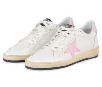 Sneaker BALL STAR - WEISS/ ROSA