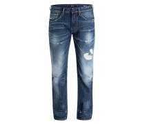 Destroyed-Jeans NEWBILL Comfort-Fit