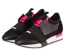 Sneaker RACE RUNNERS - SCHWARZ/ PINK