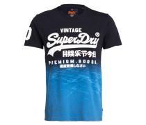 T-Shirt - navy/ blau