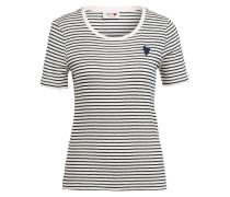 T-Shirt KENIA mit Glitzergarn