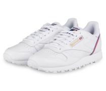 Sneaker LEATHER MU - WEISS