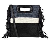 Handtasche M - schwarz/ marine