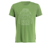 T-Shirt GREENLAND FOREVER - hellgrün